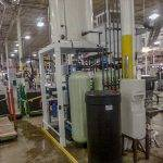 Ultra Pure Water system for manufacturing