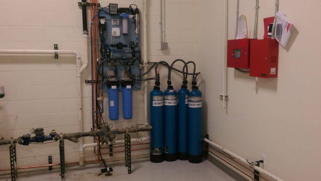 Di Water System Deionization Filter Besco Commercial