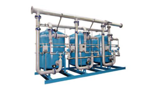 Water Softener and Filtration