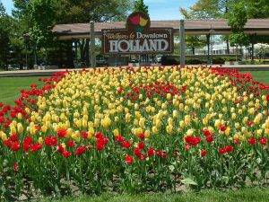 downtown Holland Michigan